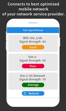 Auto Signal Network Refresher screenshot 2