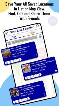 Location Saver: Maps, GPS Location & Navigation screenshot 3