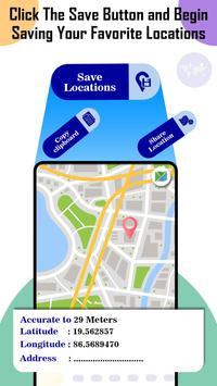 Location Saver: Maps, GPS Location & Navigation screenshot 1