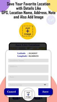 Location Saver: Maps, GPS Location & Navigation screenshot 2