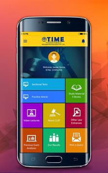 TIME4CLAT screenshot 1