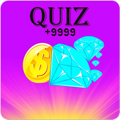 Quiz Free Fire Diamonds icon