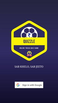 The Quizzle poster