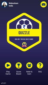 The Quizzle screenshot 1