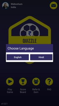 The Quizzle screenshot 2
