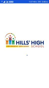 Hills' High School Cartaz