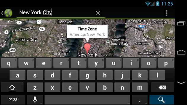 Time Mapper screenshot 4