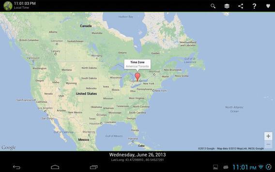 Time Mapper screenshot 7