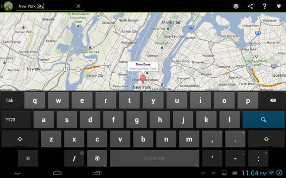 Time Mapper screenshot 9