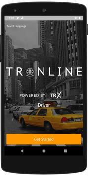 TronLine Driver poster