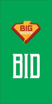 BigBidder poster