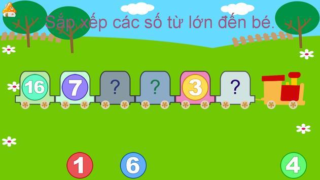 Be Hoc Toan - Bé Vui Học Toán screenshot 14