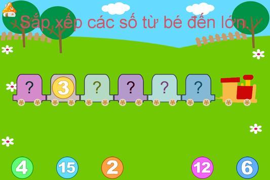 Be Hoc Toan - Bé Vui Học Toán screenshot 4