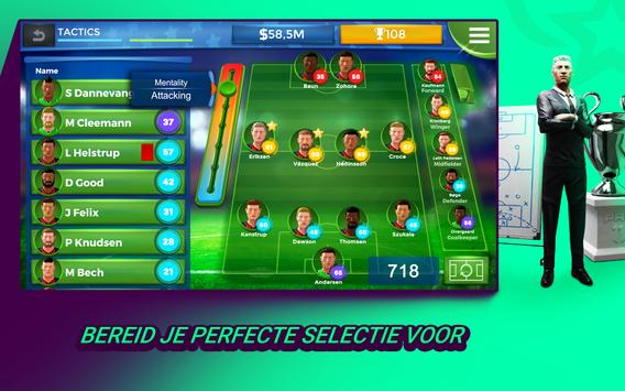 Pro 11 - Football Manager Game screenshot 6