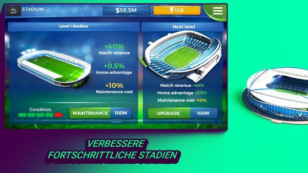 Pro 11 - Fußball Manager Screenshot 2