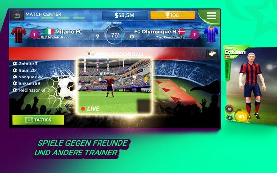 Pro 11 - Fußball Manager Screenshot 5