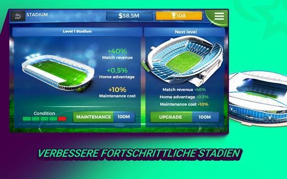 Pro 11 - Fußball Manager Screenshot 7