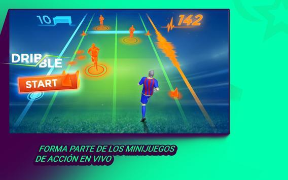 Pro 11 - Online Football Manager captura de pantalla 8