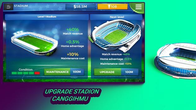 Pro 11 - Football Manager Game screenshot 2