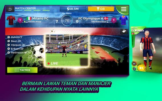 Pro 11 - Football Manager Game screenshot 5