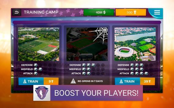 Women's Soccer Manager (WSM) - Football Management screenshot 10