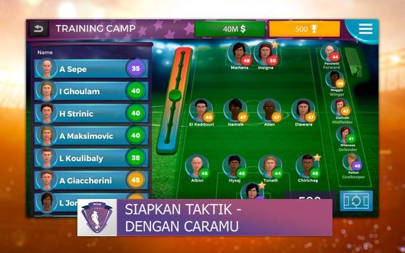 Women's Soccer Manager (WSM) - Football Management screenshot 4