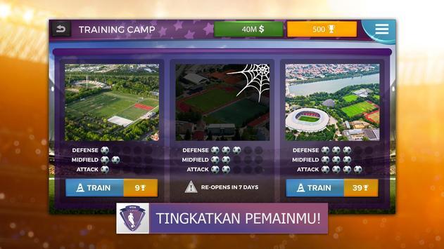 Women's Soccer Manager (WSM) - Football Management screenshot 2