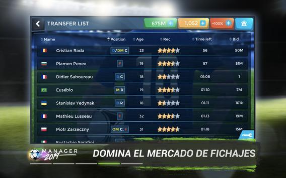 Football Management Ultra 2020 - Manager Game captura de pantalla 8