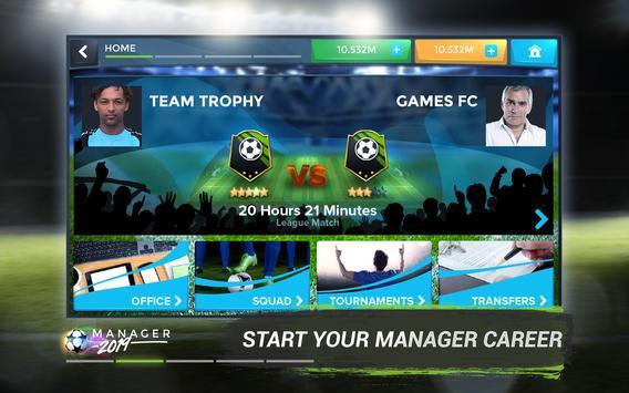 Football Management Ultra 2021 - Manager Game スクリーンショット 11