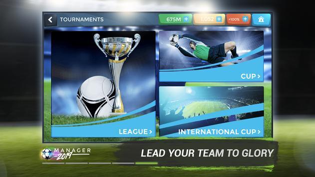 Football Management Ultra 2021 - Manager Game スクリーンショット 4