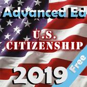US Citizenship Test - Advanced icon