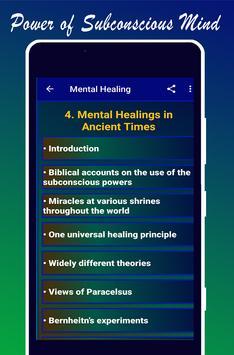 Power of Subconscious Mind imagem de tela 2