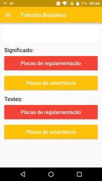 Trânsito Brasileiro poster