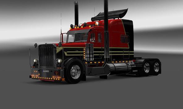 Truck Driving Skins - Multicolor GTS Trucks screenshot 2