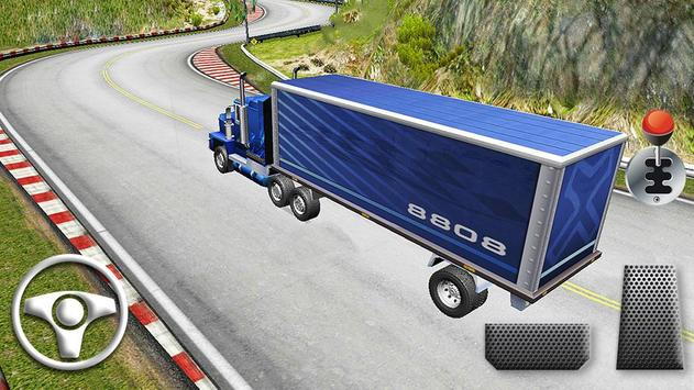 Truck Driver - Truck Simulator screenshot 4
