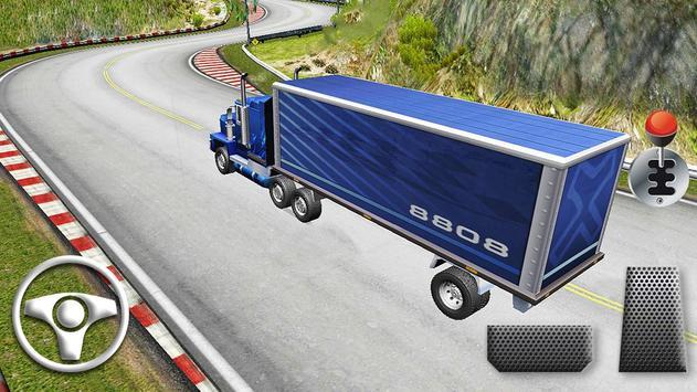 Truck Driver - Truck Simulator poster