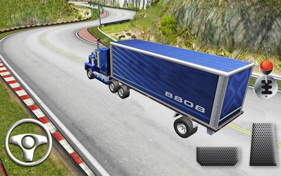 Truck Driver - Truck Simulator screenshot 2