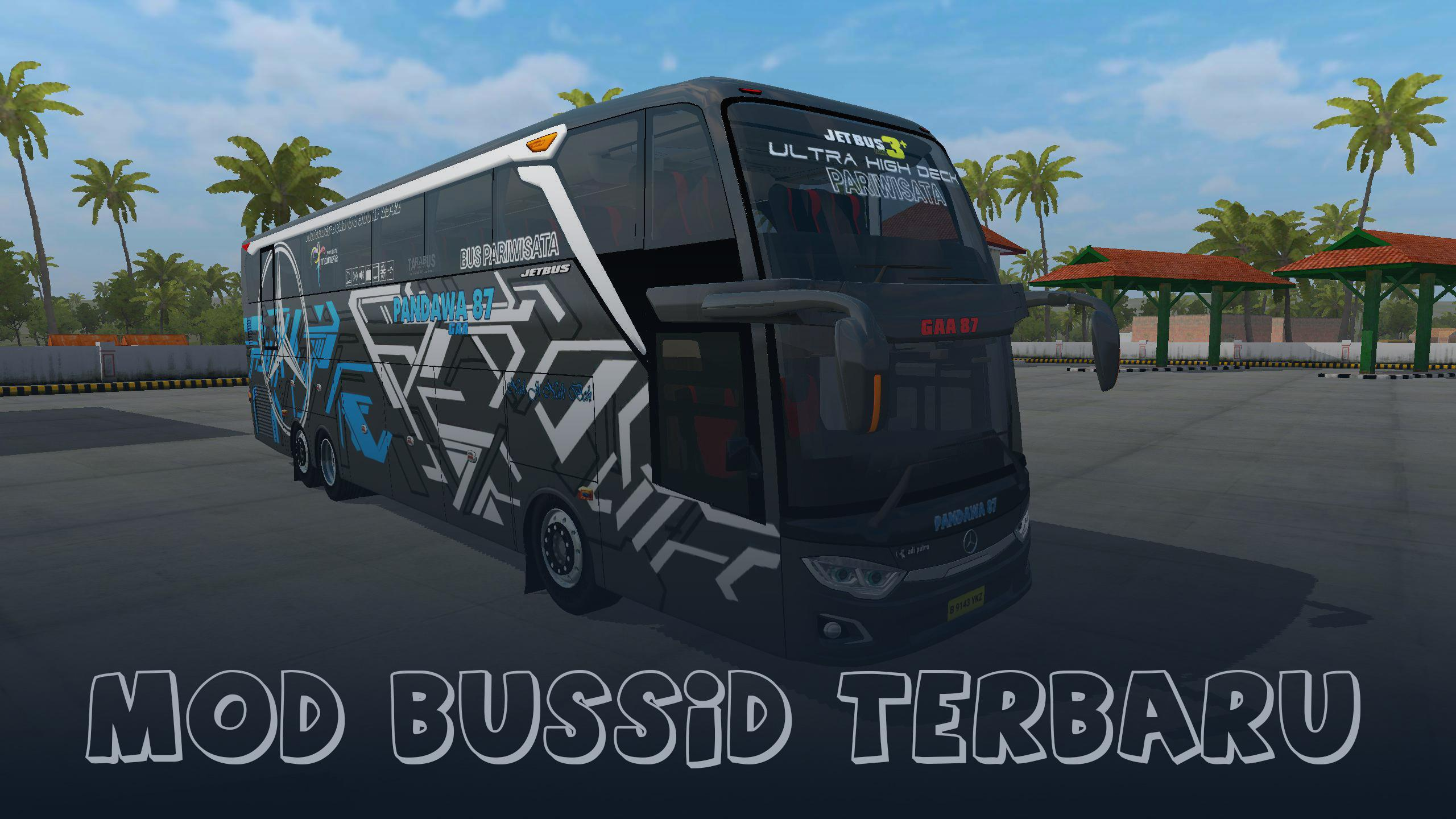 Bus Simulator Indonesia Mod Bussid For Android Apk Download