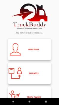 TruckBuddy screenshot 1