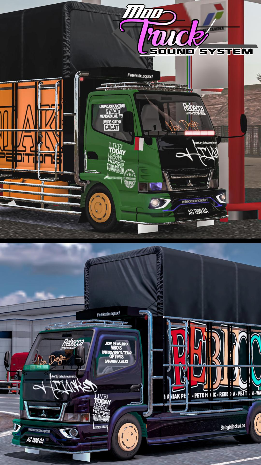 Mod Truck Sound System For Android Apk Download