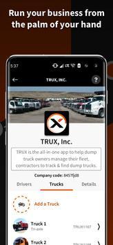TRUX Drive imagem de tela 6