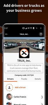 TRUX Drive imagem de tela 7