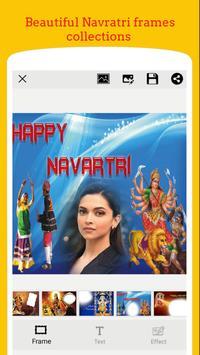 Navratri Photo Frame screenshot 1