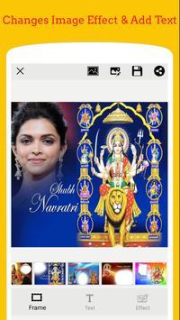 Navratri Photo Frame screenshot 2