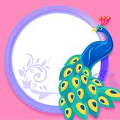 Peacock DP Maker icon
