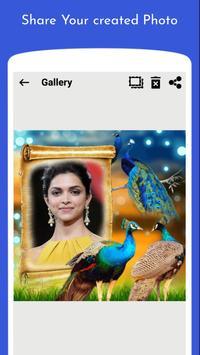 Peacock DP Maker screenshot 1