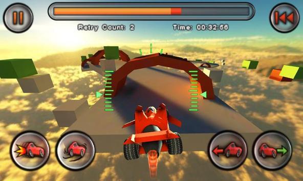 Jet Car Stunts Lite screenshot 2