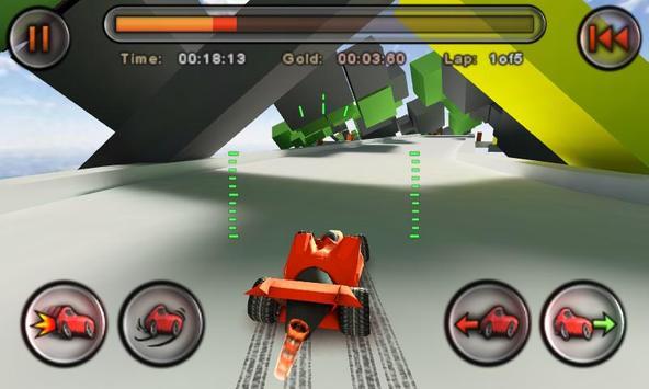 Jet Car Stunts Lite screenshot 4