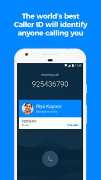 Truecaller screenshot 1