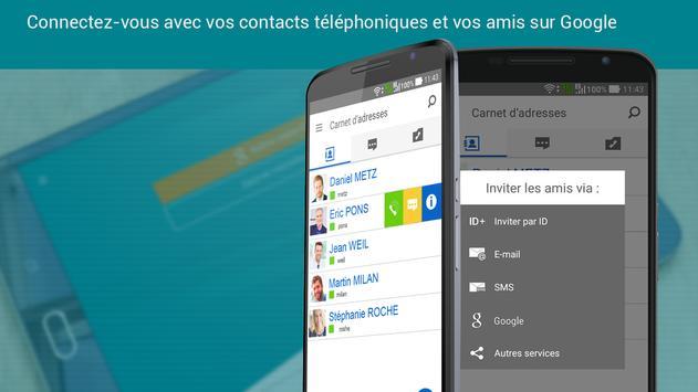Appel visio TrueConf capture d'écran 1